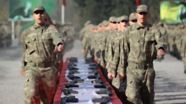 5 er, PKK propagandası nedeniyle gözaltına alındı