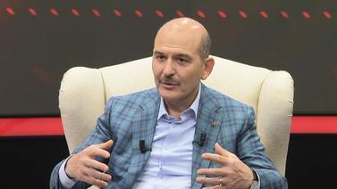 Süleyman Soylu'dan 'Kandil' iddiası