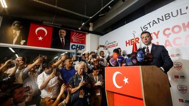 İlk işi Erdoğan'dan randevu istemek oldu