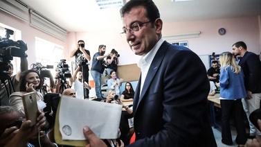 Ekrem İmamoğlu'nun sandığından CHP çıktı