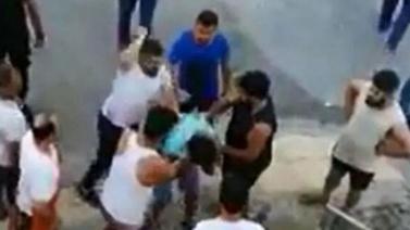 Alanya'da 'tacizci'ye linç girişimi