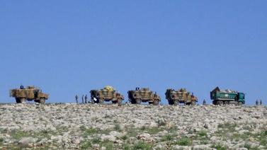 Esed güçleri TSK gözlem noktasının yakınını vurdu!