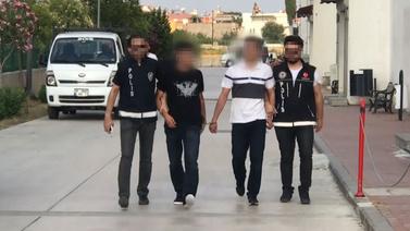 Dizi oyuncuları gözaltına alındı!