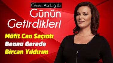 Ceren Akdağ ile Günün Getirdikleri - 30.06.2019