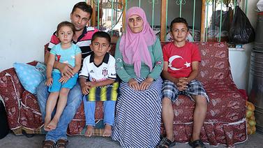 Fenerbahçe forması giyen Beşiktaşlı çocuğun dramı
