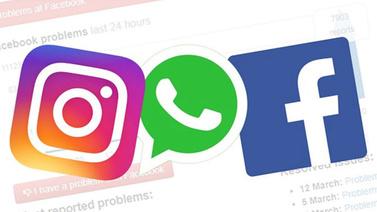 Whatsapp ve Facebook çöktü