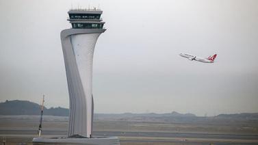 İstanbul Havalimanı'nda 74 saniyede bir sefer!
