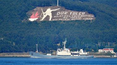 Çanakkale Boğazı gemi geçişlerine açıldı!