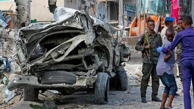 Somali'de terör yine vurdu