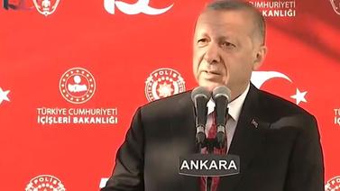 Erdoğan: Nisan 2020'de son noktayı koyacağız