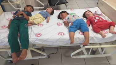 Yoğurttan zehirlenen çocuklar hastanelik oldu