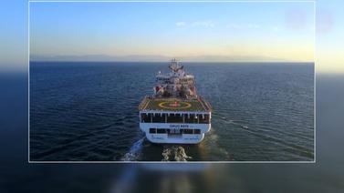 Oruç Reis sismik araştırma gemisinin özellikleri