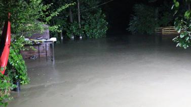 Düzce'de aşırı yağış ve toprak kayması