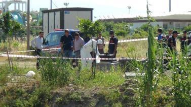 Kan donduran cinayet: 20 kez bıçaklandı