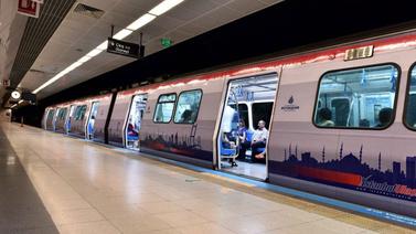 Metroda kirli hava uyarısı: Maske takın!