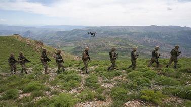 Bitlis'te hava destekli terör operasyonu!
