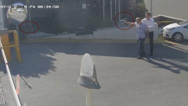 Bodrum'da 5 yıldızlı otelde silahlı saldır