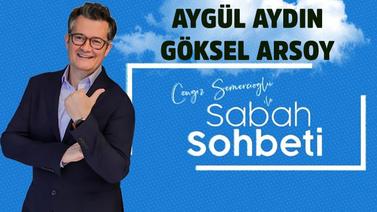 Cengiz Semercioğlu ile Sabah Sohbeti - 29.07.2019