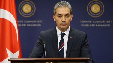 Sözcü Aksoy'dan 'güvenli bölge' açıklaması