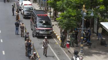 Bangkok'ta 4 ayrı patlama!.. Yaralılar var!