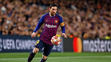 Messi ilk antrenmanda sakatlandı!