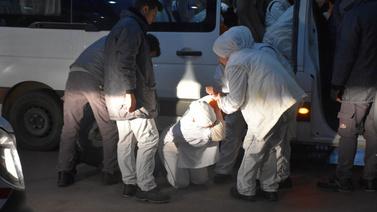 Amonyak gazından 25 kişi zehirlendi!