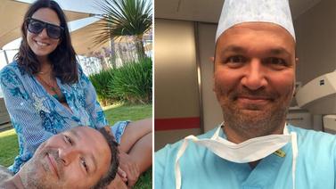 Ali Sunal'a erken doğum sürprizi