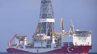 Yavuz gemisi, 1.170 metre derine ulaştı