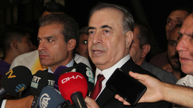 Başkan Cengiz'den Falcao açıklaması