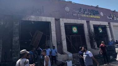 Libya'da bomba yüklü araç patladı