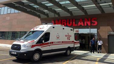 Yer: İzmir... Aynı hastaneye koştular!