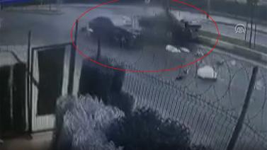 Sancaktepe'de dikkatsizlik kazası: 4 yaralı