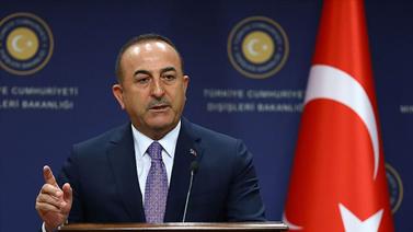 Bakan Çavuşoğlu: Suriye rejimi ateşle oynuyor