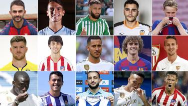 La Liga'nın bu sezonki en iyi 15 transferi
