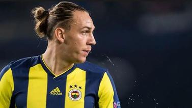 Fenerbahçe Frey'i resmen duyurdu