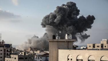 İsrail Gazze'yi yine vurdu!