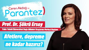 Parantez l 19 Ağustos 2019 l Prof. Dr. Şükrü Ersoy