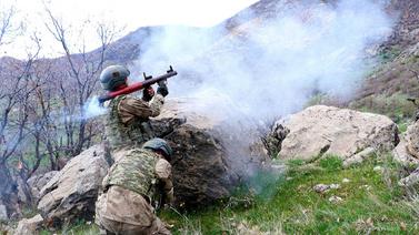 """PKK'ya karşı """"Kıran Operasyonu"""" başlatıldı"""