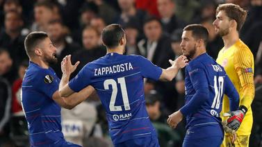 Roma Chelsea'den Zappacosta'yı kiralıyor
