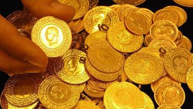 Gram altın 278,5 lira!