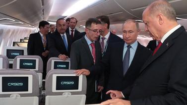 Erdoğan-Putin görüşmesinde ne konuşulacak?