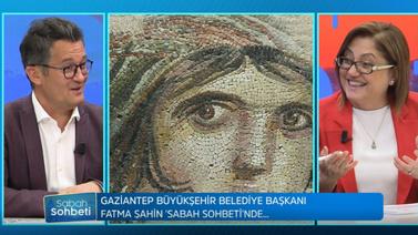 Fatma Şahin, Cengiz Semercioğlu'nun konuğu oldu
