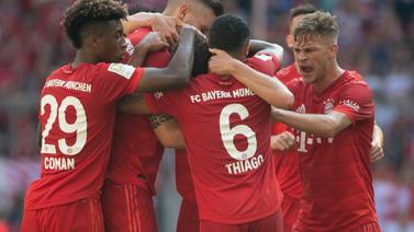Bayern Münih'in acıması yok: 6-1