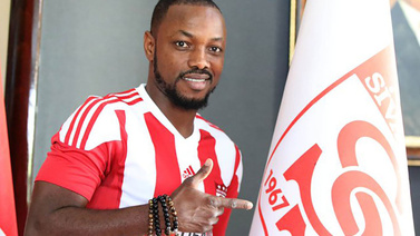 Sivasspor transferi duyurdu
