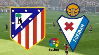 CANLI Atletico Madrid - Eibar