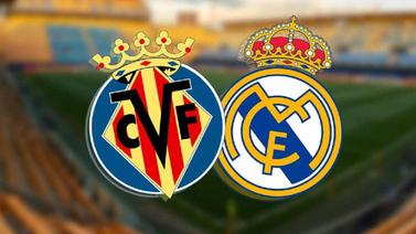 CANLI Villarreal - Real Madrid