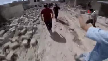 2 milyon Suriyeli Türkiye sınırında