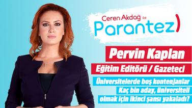 Parantez l 4 Eylül 2019 l Pervin Kaplan