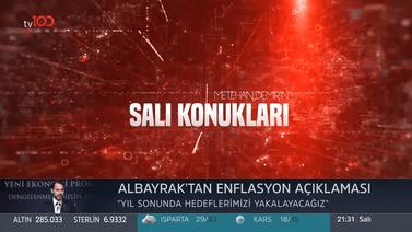 Metehan Demir'in Salı Konukları   3 Eylül 2019