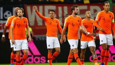 Dev düello Hollanda'nın